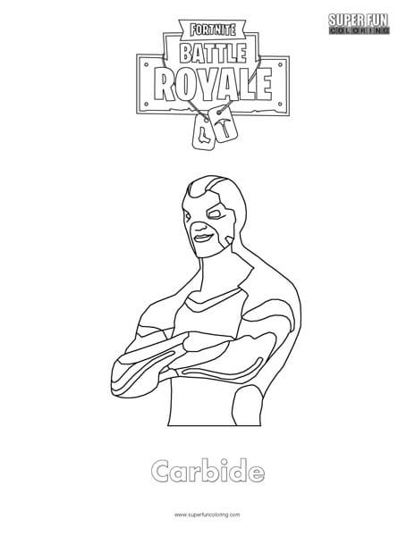 All About Tomatohead Skin Fortnite Coloring Page Super Fun Coloring
