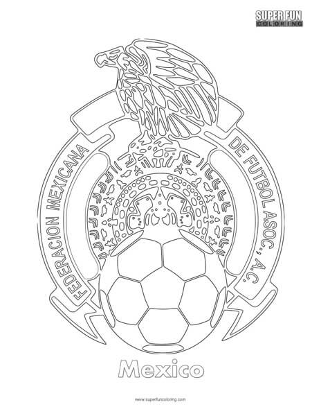 Football Coloring Pages Super Fun Coloring