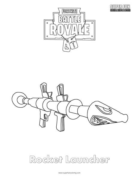 Minigun Coloring Pages Coloring Pages