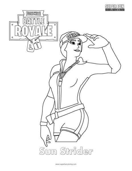 Dave Strider Drawing Sketch Coloring Page