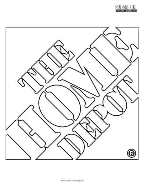 logo coloring pages super fun coloring