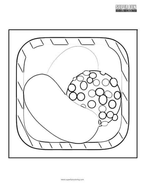 App Icon Coloring Pages Super